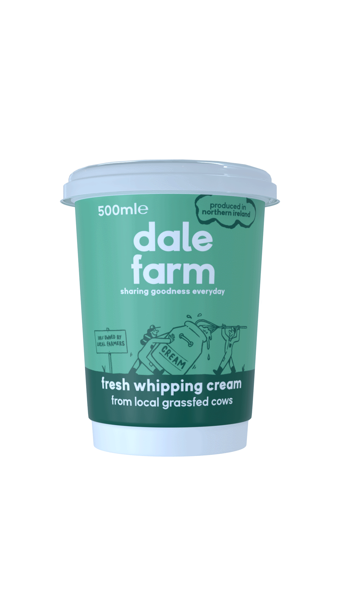 Cream Whipping500
