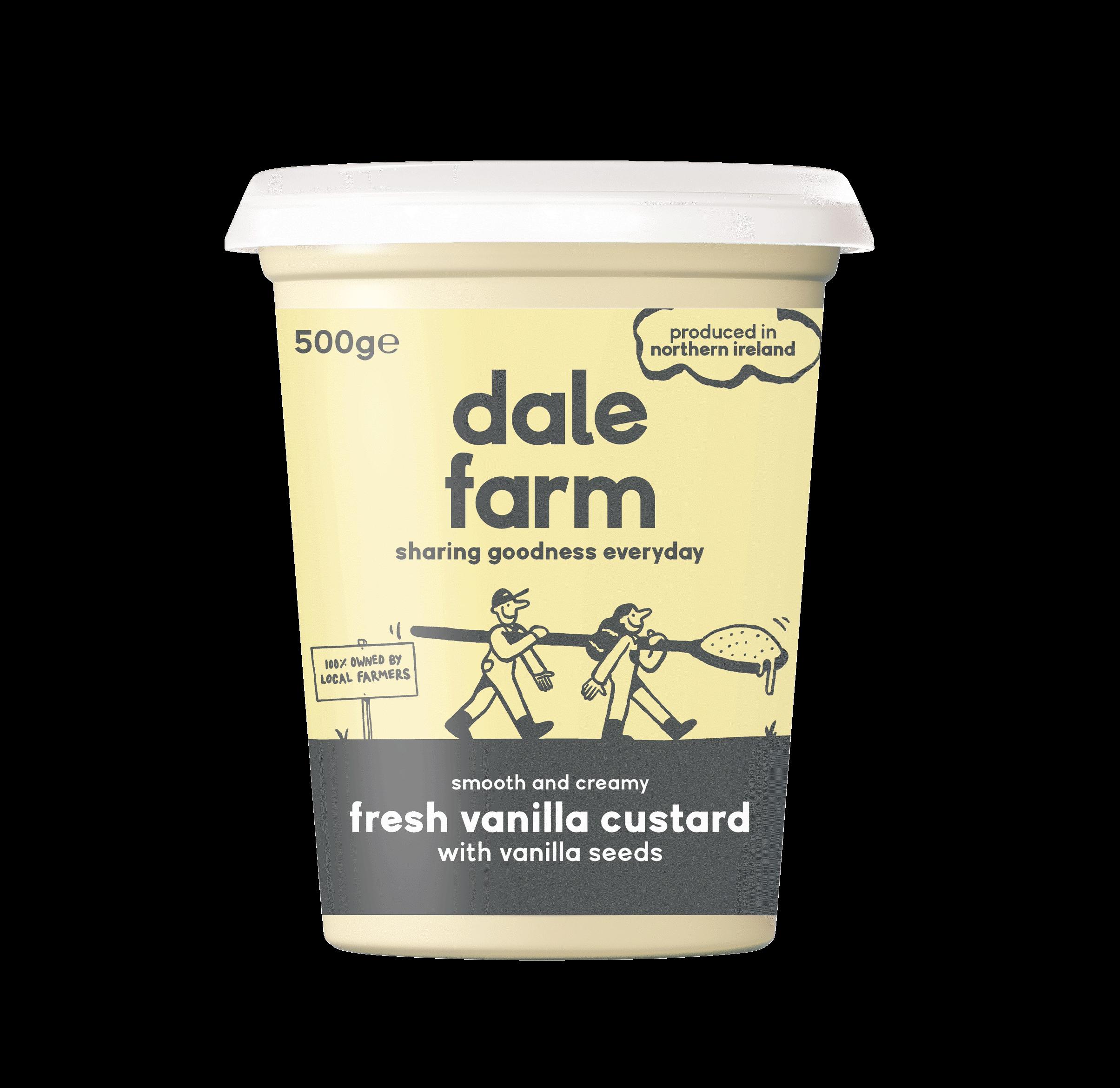 DAF011 05 Dale Farm Rebrand Custard V2 Brightened