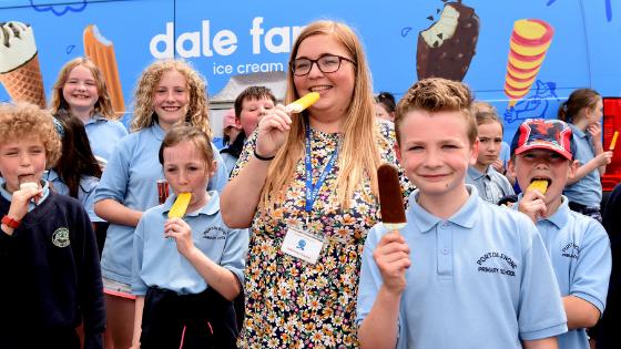 Sharing Goodness Week Four Winners, Portglenone Primary School