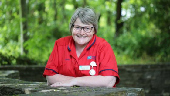 Sharing Goodness Week Five Winner, Siobhan Blair