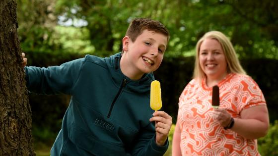 Sharing Goodness Week Six Winner, Michael O'Callaghan